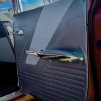 Car door weldable foam
